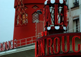 famous Moulin Rouge