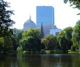 modern Boston