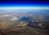Lunar Landscape of California