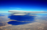 Lenticulars over Mojave Airport area