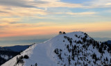 early evening on Granite Mountain