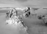 Mt Baring Rising