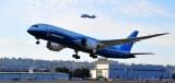 Dreamliner 787 test flight