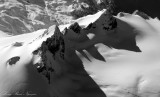 smooth glaciers on Mt Olympus