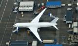 No Engines 787 Dreamliner