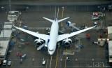 Number 4 Test Dreamliner 787