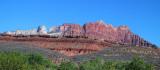 red cliff of Utah