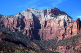 Massive Red Cliff