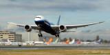 Continuous flight test 787