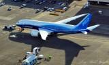 787 Dreamliner Flight Test Ramp
