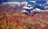 butte and plateau in Grand Canyon