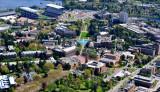 Campus of University of Washington Seattle