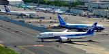 Three Test 787 Dreamliners