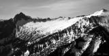 Nine Lives Peak and Bushwhack Peak
