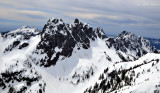 Mount Cruiser and Sawtooth Ridge