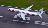 American Airlines 737