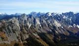 Faliacy Peak and Frostbite Peak