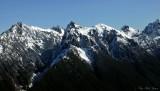Gunnshy,  Gunn Peak,  Heybrock Ridge