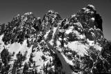 Three Peaks of Mt Baring