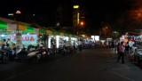night market at Ben Thanh Saigon