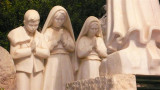 Little shepherds: Lucia, Jacinta, Francisco P1020058.JPG