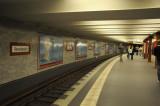 Alexanderplatz U-Bahn Station