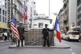 Checkpoint Charlie in 2008