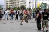 Entertainment at Potsdamer Platz