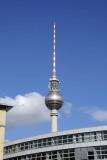 Fernsehturm - TV Tower - Alexander Plaze