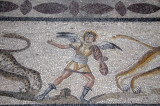 Mosaic at the Pergamon Museum