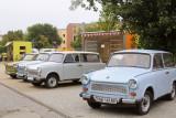 New Life for Old Trabants - Trabi Safari