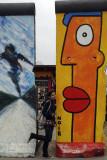 Sam Loves Grafitti - Near Checkpoint Charlie