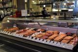 Sausage Counter at KaDeWe