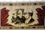 Stasi Museum - Heroes of Socialism on a Rug