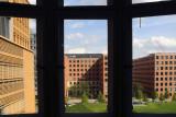 View from the Daimler Chrysler Gallery in Potsdamer Platz