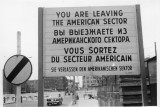 Leaving the American Sector in 1964