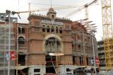 Las Arenas:  Former Bull Ring, Eventual Retail, Restaurant Complex