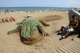The Beach at Barceloneta