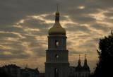 St. Sophia at sunset