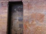 Closer look at the door to ...