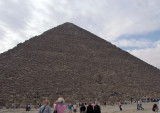 The big one - Pyramid of Cheops (Khufu)