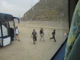 Very rare rain - (3 times/yr. avg) Pyramid of Cheops (Khufu)