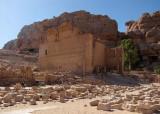 The Qusr el Bint al-Faraoun - The House of the Daughter of Pharoah