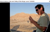 On the desert side - from videoclip