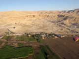 From the video - looking toward Valley of the Kings