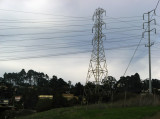 Basic shot of the ugly power towers there