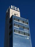 Tower of Rīga Station