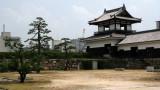 Restored Nino-maru of Hiroshima-jō