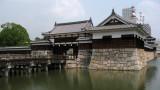 Reconstructed main castle gate and Hira-yagura
