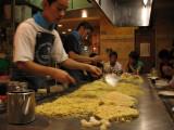 Cooking up okonomiyaki